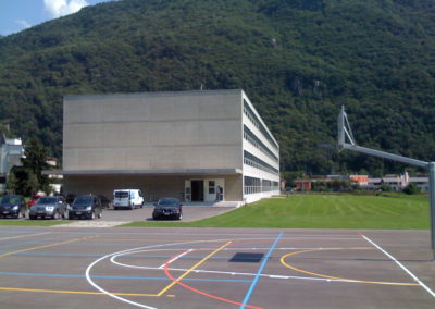 Scuole Medie, Bellinzona