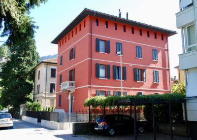 """Ristrutturazione con ampliamento nel """"Comparto Vela"""" a Bellinzona"""