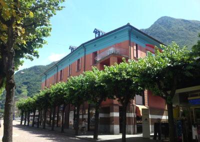 Birreria Bavarese a Bellinzona – Ristrutturazione 1989-1991