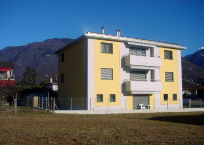 Casa Bifamiliare a Sementina