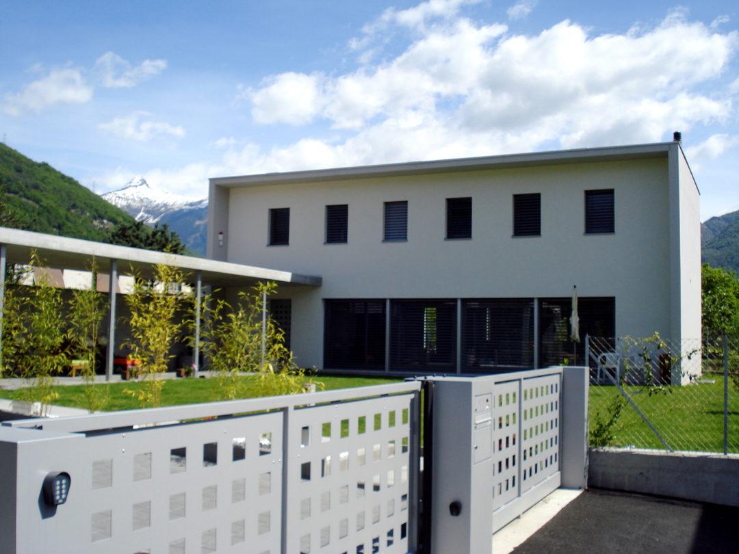Edificio privato a Sementina