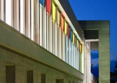 Scuola elementare e sala multiuso a Gnosca